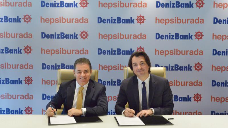 DenizBank ve Hepsiburada'dan iş birliği