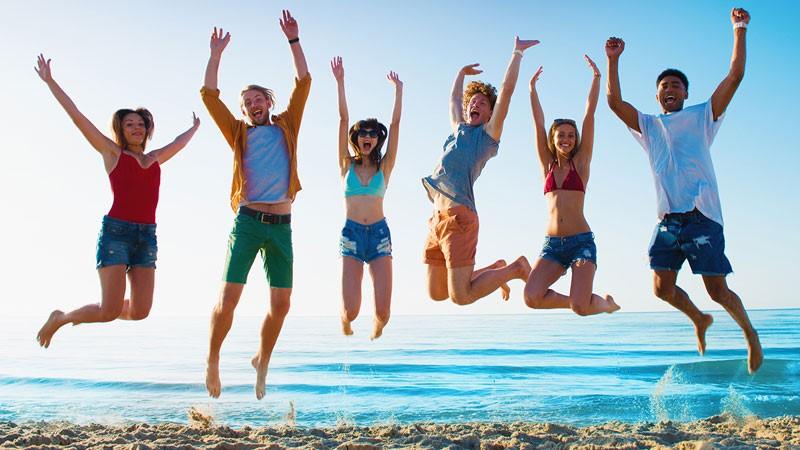 Gençlerin yüzde 40'ı tatil planını son dakikaya bırakıyor