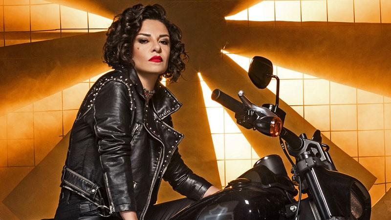 Harley – Davidson'ın marka yüzü Fatma Turgut oldu