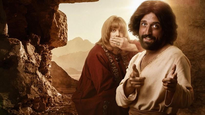 Netflix'in Hz. İsa'yı eşcinsel gösteren dizisine...