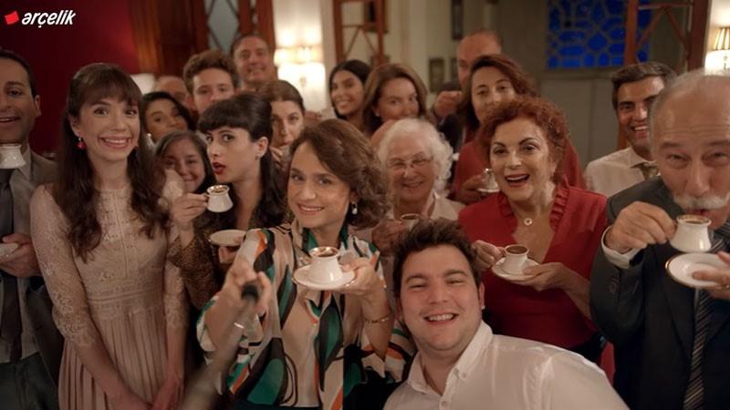 Arçelik'ten kısa film tadında dijital kampanya