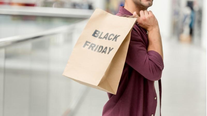 """""""Black Friday'den en çok erkekler yararlandı"""""""