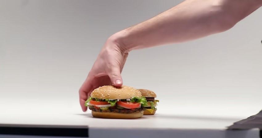 Burger King'den büyük itiraf...