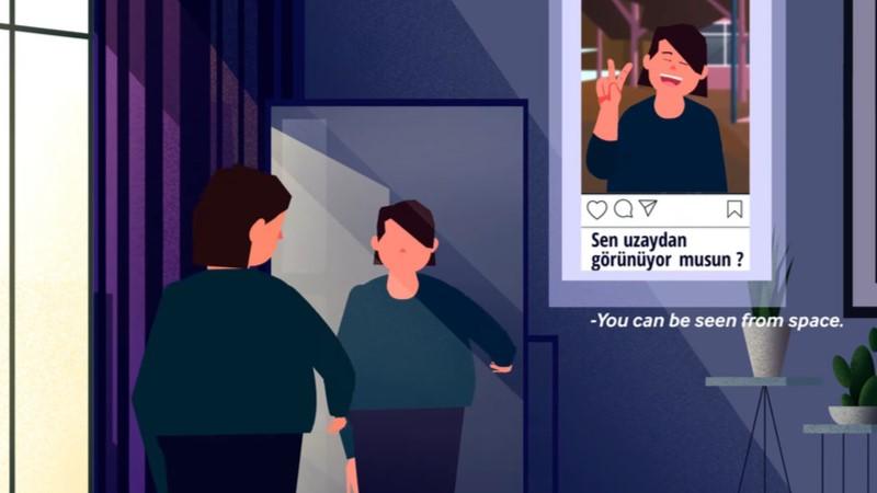 """Samsung """"Siber Zorba Olma!"""" diyor"""