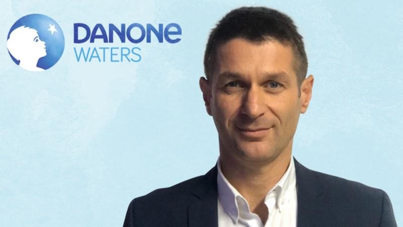 Danone Su Türkiye Endüstriyel Direktörlüğü'nde yeni atama