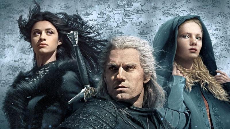 """Netflix """"The Witcher""""ın tanıtımını, """"Atiye""""nin afişi """"kılıçlayarak"""" yaptı"""
