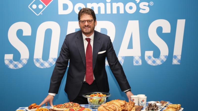 """Domino's artık sadece """"pizzacı"""" değil"""