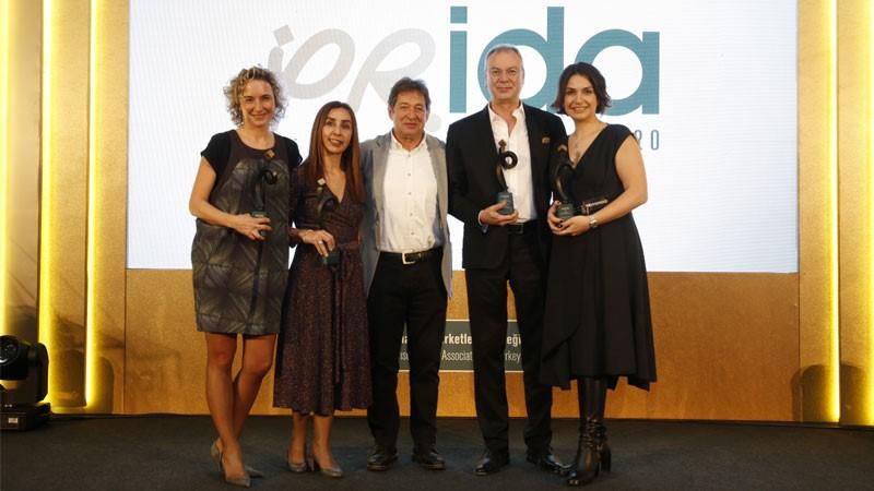 PRİDA İletişim Ödülleri 3'üncü kez sahiplerini buldu