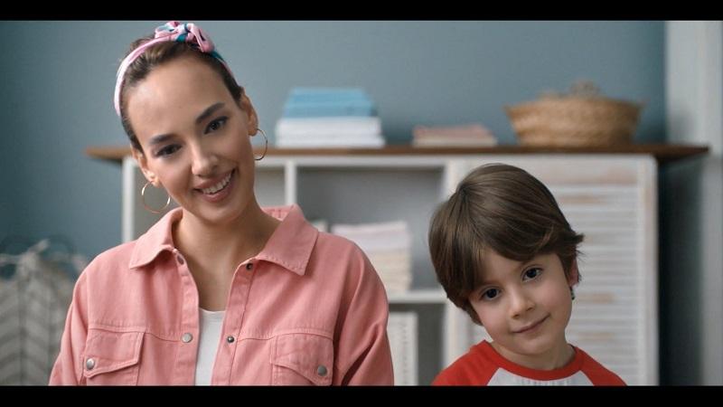 ABC Deterjan'ın Seda Bakan'lı reklam kampanyası yayında