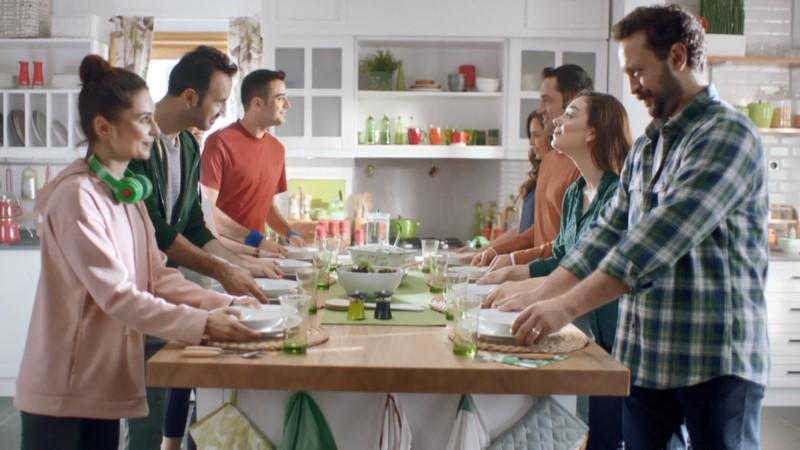 Sütaş Tereyağı'nın yeni reklam filmi yayında