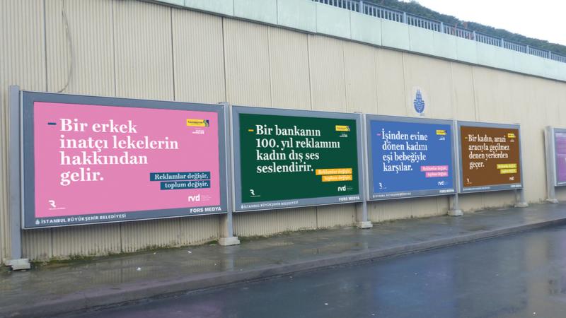 Reklamlar değişir, toplum değişir