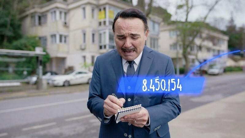 Garanti BBVA'dan yeni reklam filmi