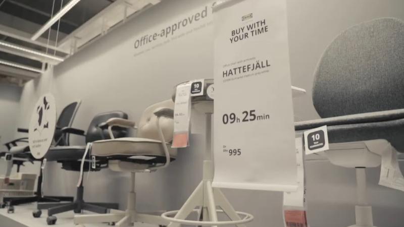 IKEA müşterilerinin yolda geçirdikleri zamanı paraya çeviriyor