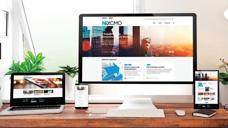 Üst düzey yöneticilerin bilgi platformu nexcmo.com'un öne çıkanları
