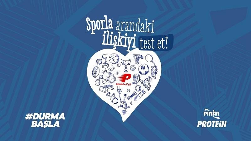 Pınar Protein ile sporla arandaki ilişkiyi test et