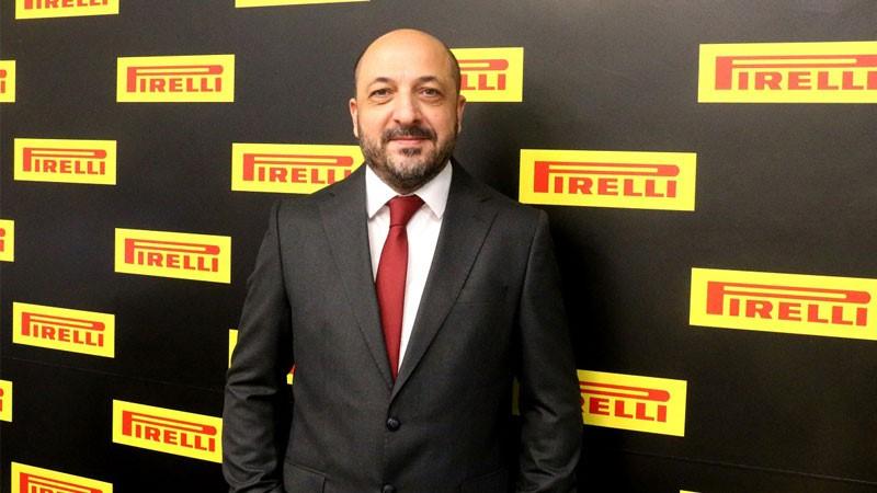 Pirelli Türkiye'de üst düzey atama