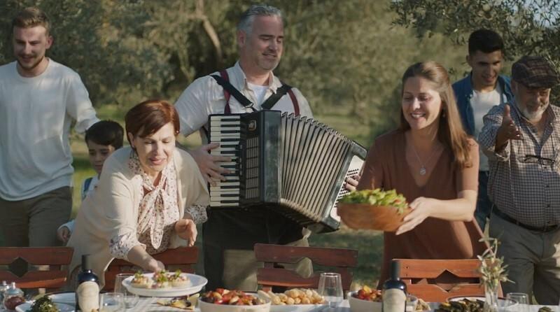 Zeytinyağı sektörünün yeni markası Asiltane'nin ilk reklam filmi yayında