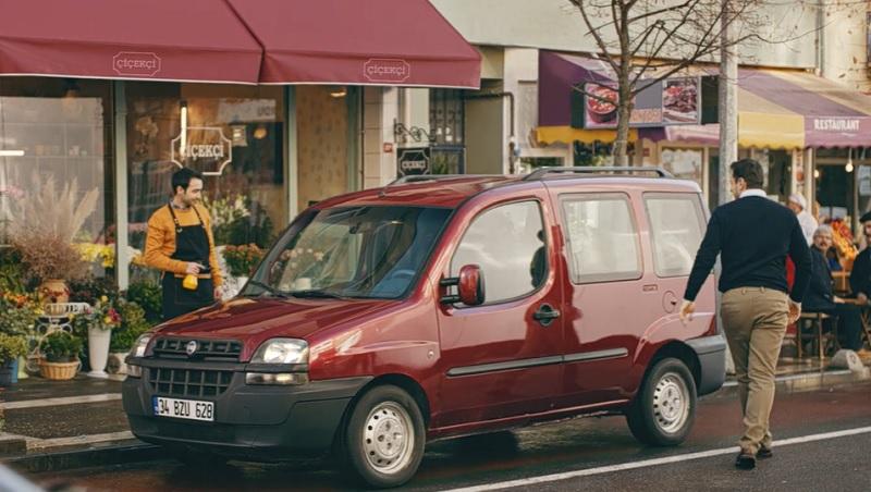 Fiat Doblo 20 yaşında