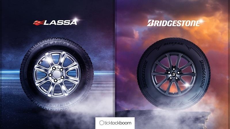 Bridgestone ve Lassa, Tick Tock Boom ile anlaştı