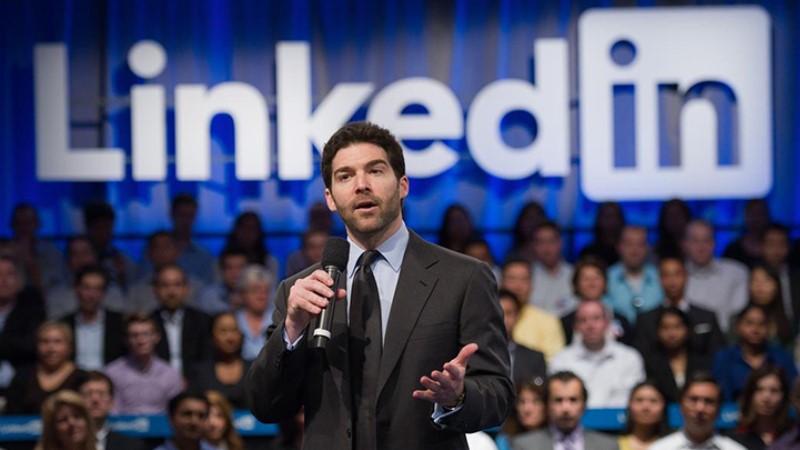 LinkedIn'in CEO'su istifa etti