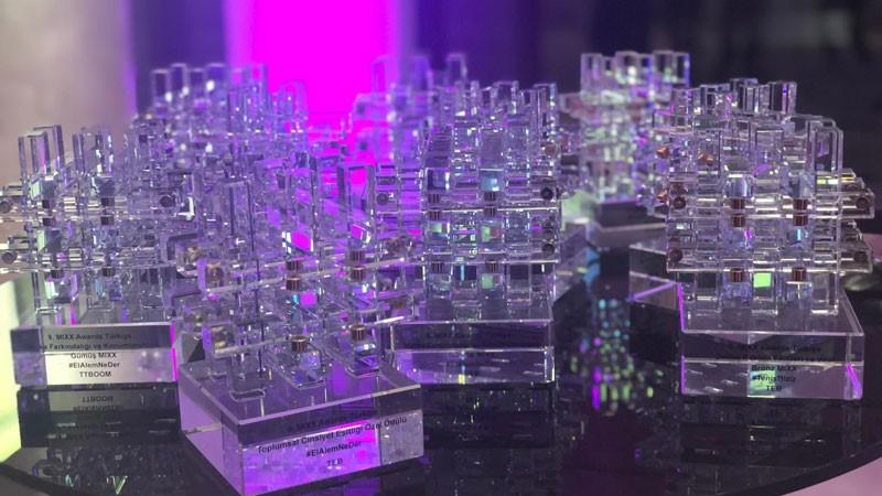 10. MIXX Awards Türkiye finalistleri belli oldu