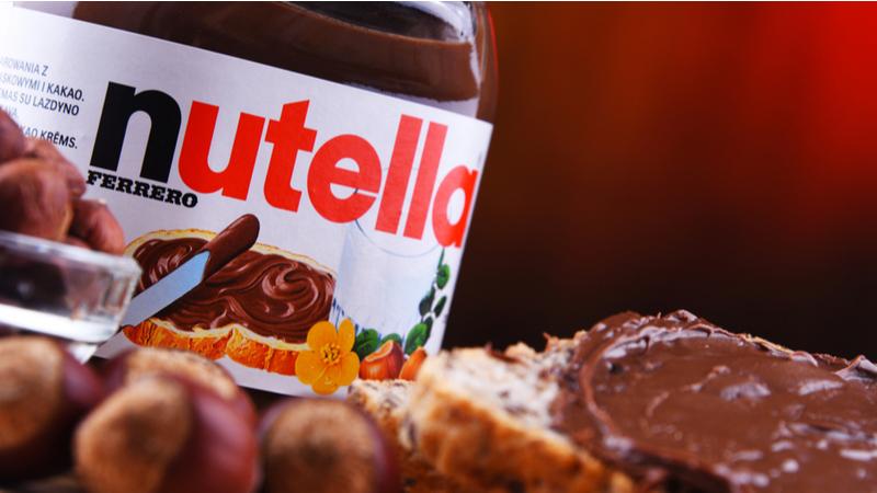 Nutella'nın iletişim ajansı belli oldu