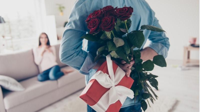 Sevgililer Günü'nde erkeklerin partnerine hediye alma oranı yüzde 80