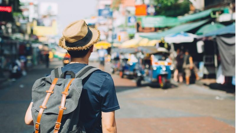 2019 yılında bir buçuk milyar kişi seyahat etti