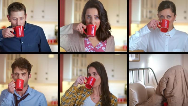 """Nescafé Classic'le """"Sabahları Sen Kimsin?"""" devam kampanyası yayınlandı"""