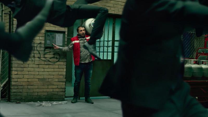Vodafone TV'nin yeni reklam serisi yayında