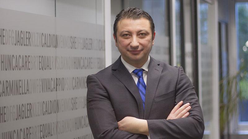 Hunca Grup'a yeni CEO