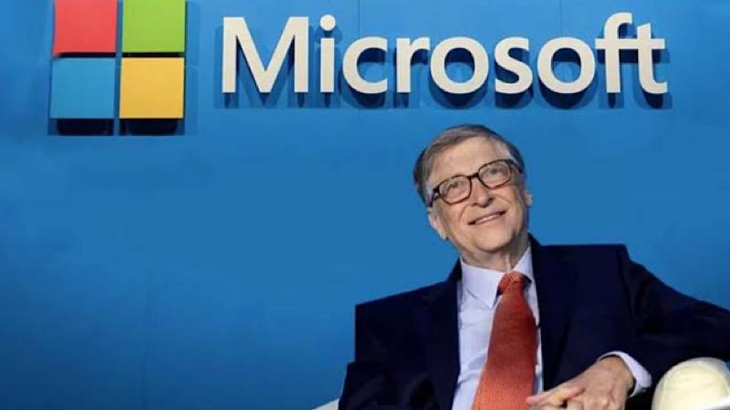 Bill Gates Microsoft'tan istifa etti...