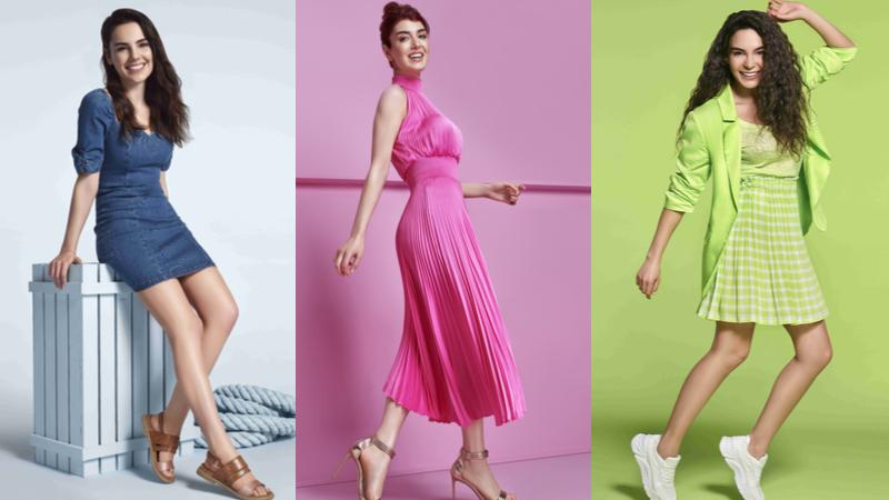 Ebru Şahin, Aslıhan Güner ve Yağmur Tanrısevsin Flo'nun yeni marka yüzleri oldu