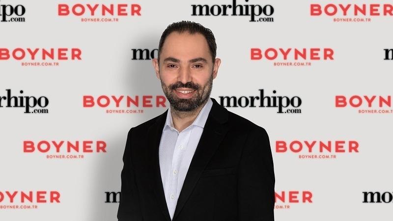 Barış Akyürek, Morhipo ve boyner.com.tr Genel Müdürü oldu