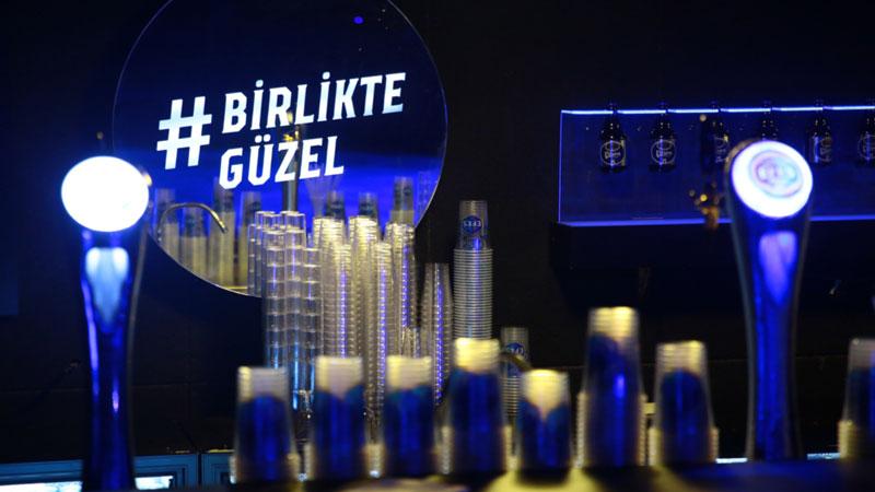 """Anadolu Efes ve AHBAP: """"Dayanışma Birlikte Güzel"""" diyor"""