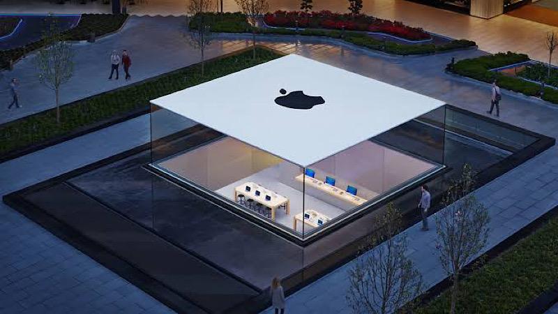 Apple Çin dışındaki mağazalarını kapatıyor