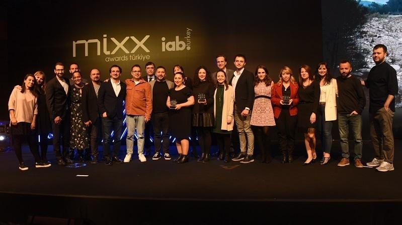10. MIXX Awards Türkiye Ödülleri sahiplerini buldu