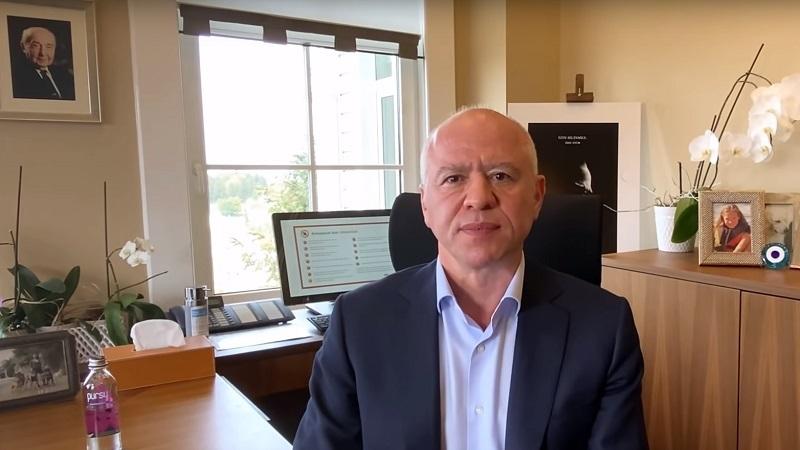 """Koç Holding CEO'su Levent Çakıroğlu'ndan yüz bine yakın çalışana mesaj var: """"İyi günler göreceğiz, iyileşeceğiz"""""""