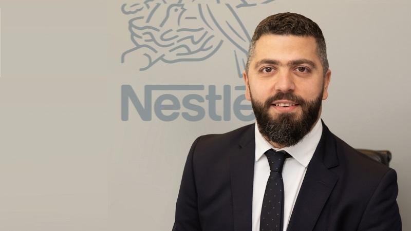 Nestlé Professional Türkiye'nin yeni Genel Müdürü, Ali Mansour oldu