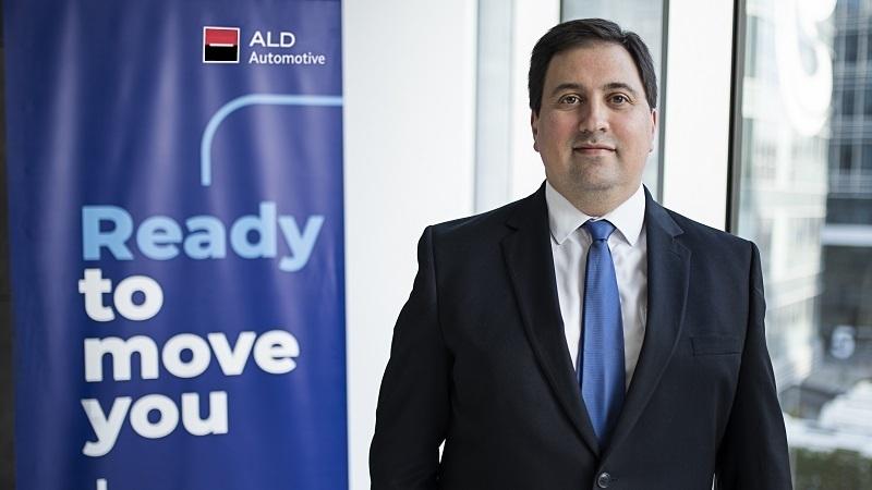 ALD Automotive Türkiye Satış ve Pazarlama Direktörlüğü görevine Mert Şener atandı