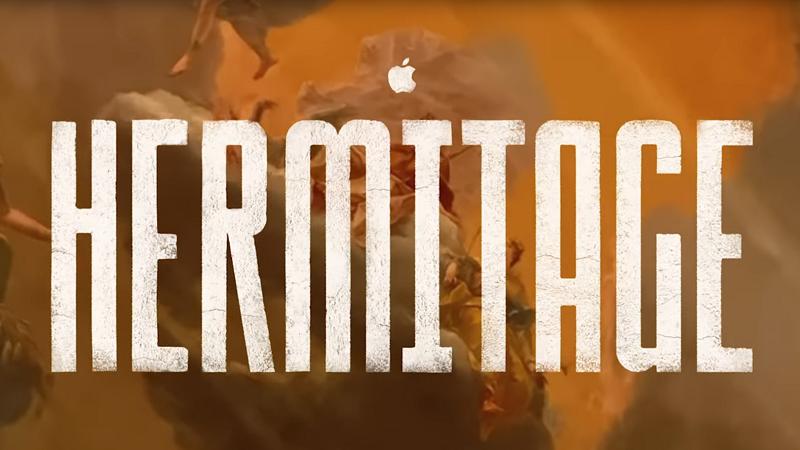 Hermitage Müzesi iPhone 11 Pro ile tek şarjla tek bir planda filme alındı