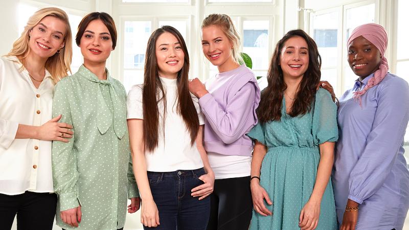 DeFacto'nun 8 Mart Dünya Kadınlar Günü filmi yayında