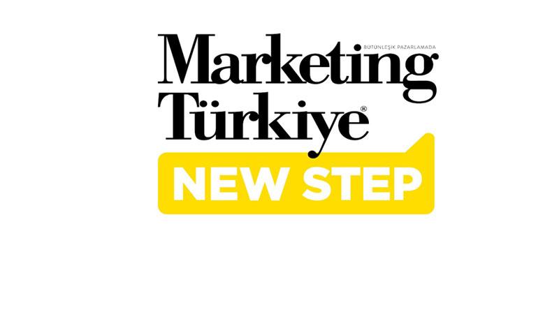 Marketing Türkiye New Step'in ilk konuğu Akan Abdula olacak