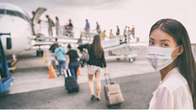 Koronavirüs salgını sırasında teknoloji ve seyahat...
