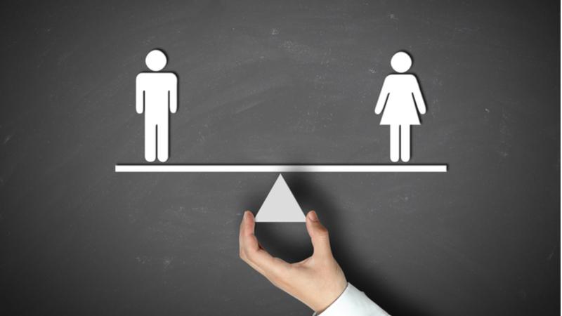 Kadın erkek eşitliğine 10 üzerinden 5.8 puan!