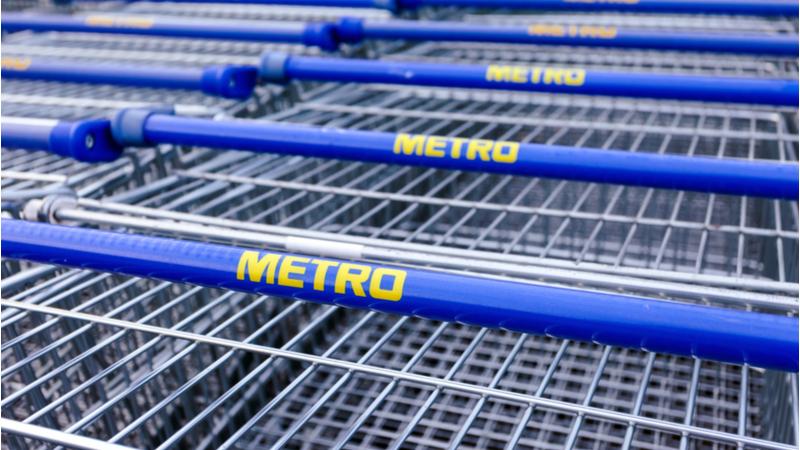 Metro yeni ajansını seçti
