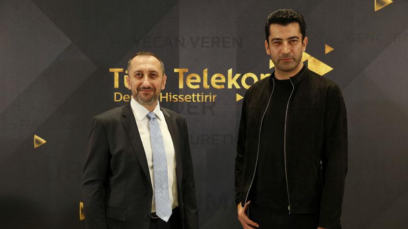 Türk Telekom'un yeni reklam yüzü Kenan İmirzalıoğlu oldu