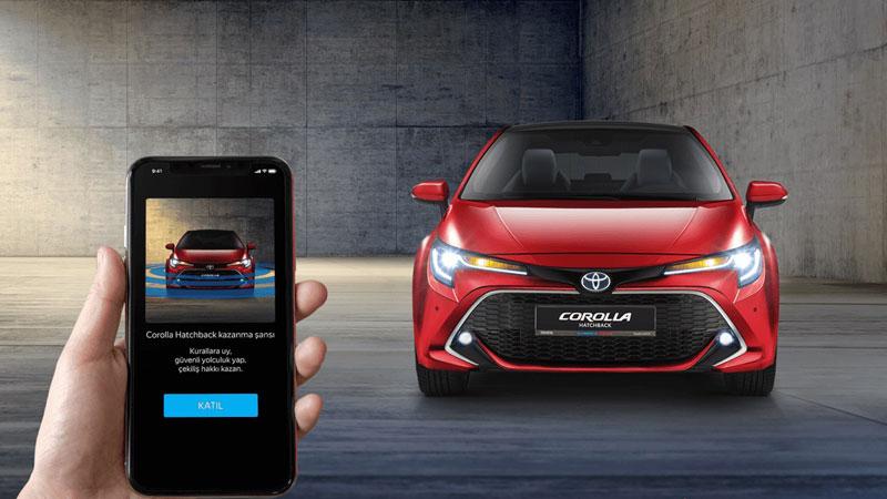 Yandex Navigasyon ve Toyota güvenli sürüş için iş birliğine gitti