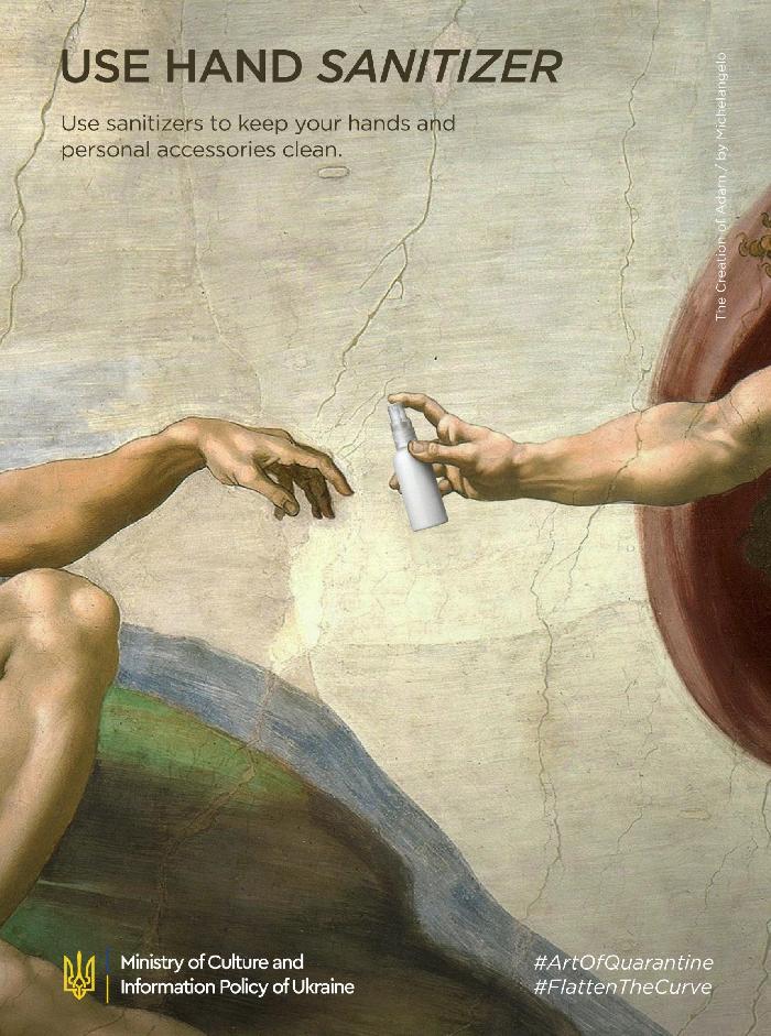 Karantina günlerinde sanat