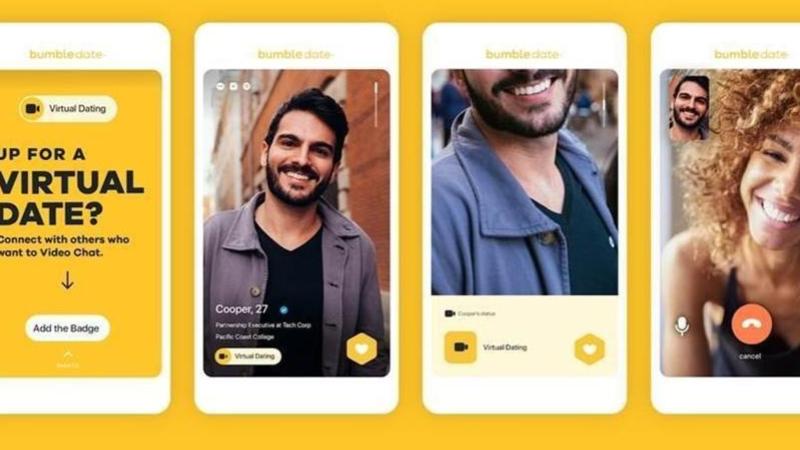 Online arkadaşlık aplikasyonu Bumble'dan büyük jest
